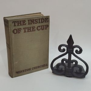 The Inside of the Cup Winston Churchill book